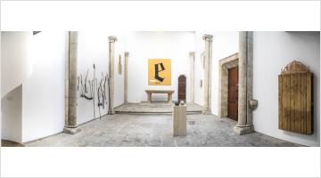 Contemporary art exhibition, Marcelo Viquez, Nuestras armas no hacen daño at KEWENIG, Palma