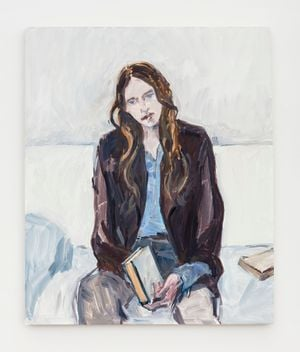 Christa by Jean-Philippe Delhomme contemporary artwork