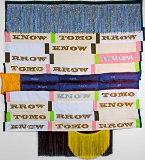 Know Tomorrow Know by Xinan (Helen) Ran contemporary artwork