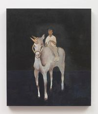 40 Acres and a Unicorn by Noah Davis contemporary artwork painting
