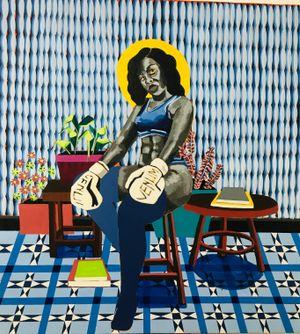 Grace by Tafadzwa Adolf Tega contemporary artwork