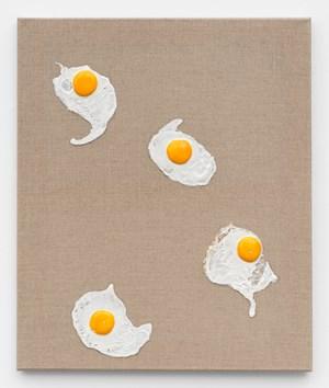 Untitled (eggs 8) by David Adamo contemporary artwork