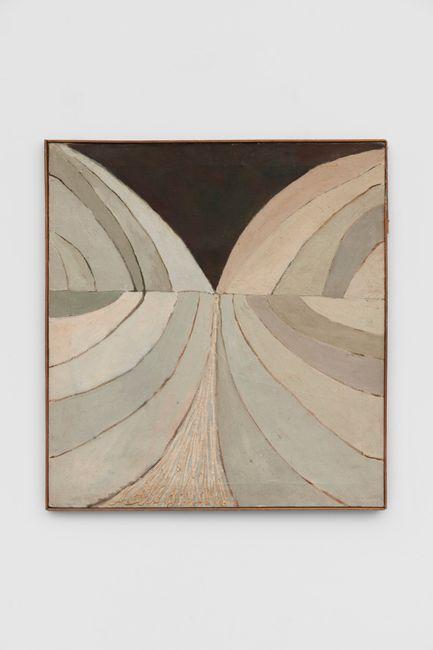 Rhythms of Fields [Rytmy pól I] by Barbara LEVITTOUX-ŚWIDERSKA contemporary artwork