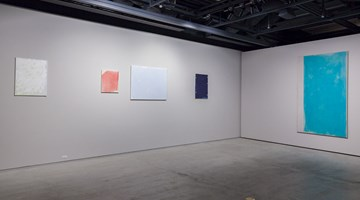 Contemporary art exhibition, John Zurier, John Zurier   At the very end of the blue sky at The Club, Tokyo