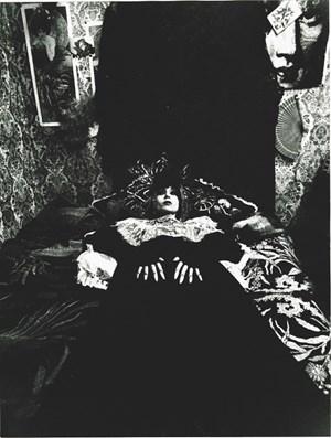 Vampire by Irina Ionesco contemporary artwork
