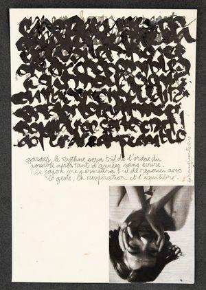 27 by Fabienne Francotte contemporary artwork