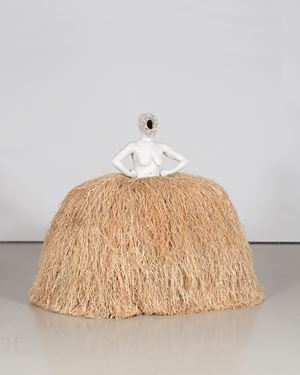 Las Meninas II by Simone Leigh contemporary artwork