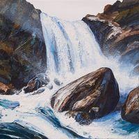Falls VII by Neil Frazer contemporary artwork painting