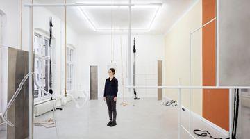 Contemporary art exhibition, Fanny Gicquel, do you feel the same at Hua International, Berlin