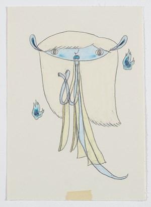Female Ghost by Shintaro Miyake contemporary artwork