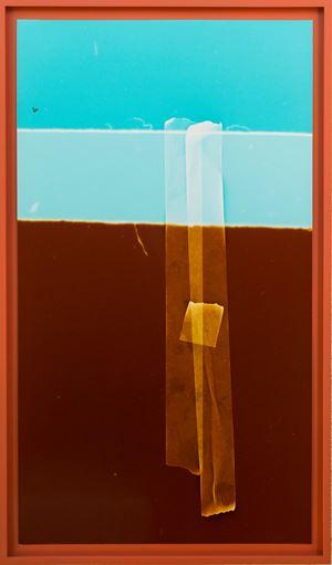 Überlagerung by Frank Mädler contemporary artwork