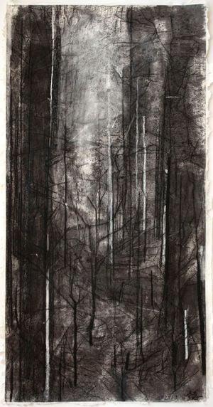 Nanyue Huairang by Wang Gongyi contemporary artwork