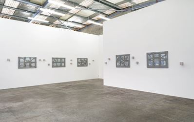 Exhibition view: Julia Morison,Omnium Gatherum: Iteration 5, Jonathan Smart Gallery (4 September–6 October 2018). Courtesy Jonathan Smart Gallery.