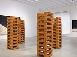Bosco Sodi: Heavens and the Earth at Blain | Southern, Hanover Sq (London)