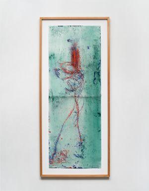 Brujas, 54 by Nuno Ramos contemporary artwork