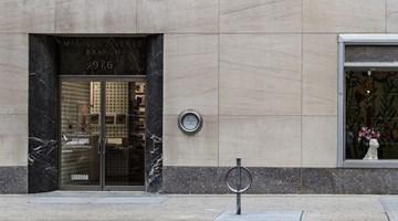 Gagosian Shop contemporary art gallery in 976 Madison Avenue, New York, USA