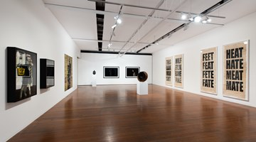Contemporary art exhibition, Group Exhibition, The Like Button at Roslyn Oxley9 Gallery, Sydney