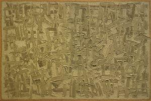Conjunction by Ha Chong-Hyun contemporary artwork