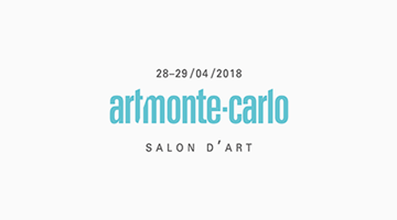 Contemporary art exhibition, ArtMonte-Carlo 2018 at Perrotin, Monte Carlo, Monaco