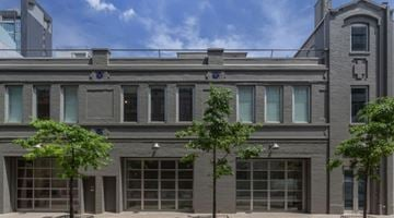 Gladstone Gallery contemporary art gallery in 515 West 24th Street, New York, USA
