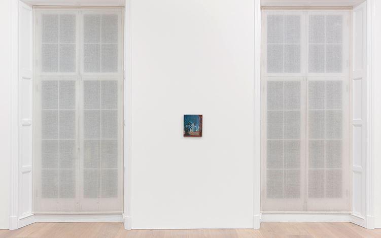 Exhibition view: Lisa Yuskavage, Solo Exhibition, David Zwirner, London (7 June–28 July 2017). Courtesy David Zwirner, London.