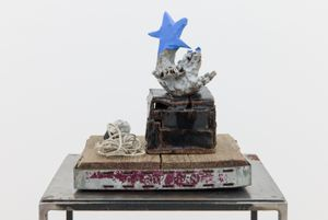 Shrine VII by Richard Porter contemporary artwork