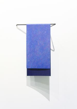 Violet Blue 2019 by Helen Calder contemporary artwork