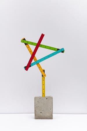 Alt-Concreto 18 by David Batchelor contemporary artwork