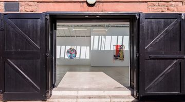 Contemporary art exhibition, Rachel Eulena Williams, Silk Cotton Snow at The Modern Institute, Osborne Street, Glasgow