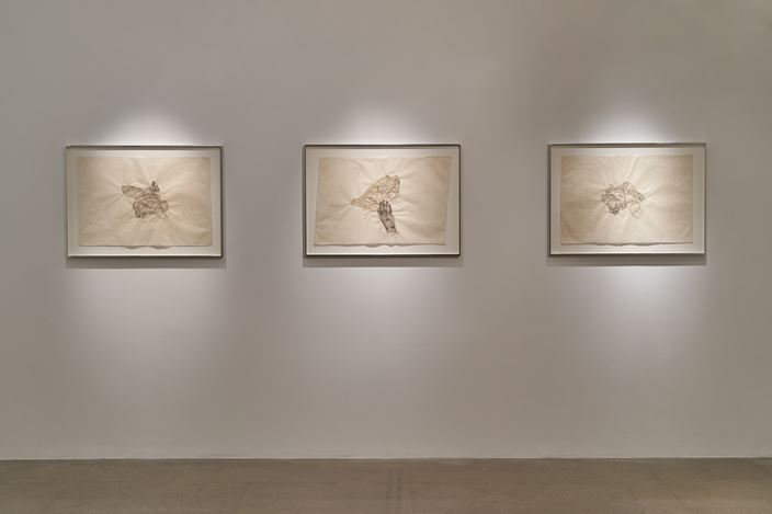 Exhibition view: Kiki Smith, Woodland, Timothy Taylor, London (13 September–27 October 2018). Courtesy Timothy Taylor.