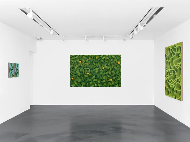 Exhibition view: Ryan Mrozowski, Simon Lee Gallery, Viewing Room, London(25 October–24 November 2018). Courtesy the artist and Simon Lee Gallery.