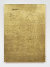 GOD, GOD, GOD, (HYPER-POEM LOCKDOWN) by Stefan Brüggemann contemporary artwork mixed media