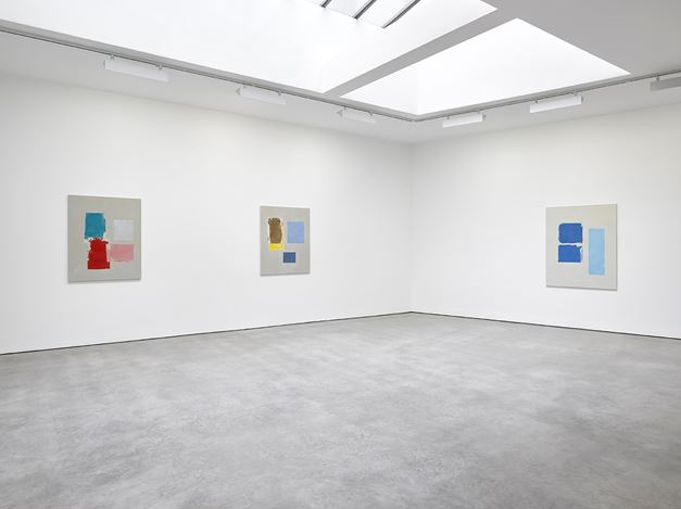 Exhibition view: Peter Joseph, Lisson Gallery, London (25 January–2 March 2019). © Peter Joseph. Courtesy Lisson Gallery.