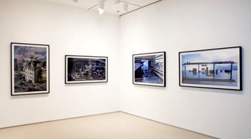 Contemporary art exhibition, Cao Fei, La Town at Jane Lombard Gallery, New York, USA