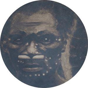 So he came to me (Bayi dambun) by Danie Mellor contemporary artwork