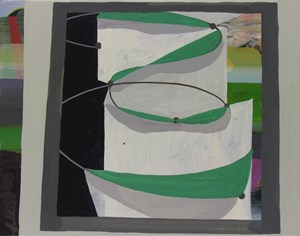 Sweeper by Julian Hooper contemporary artwork