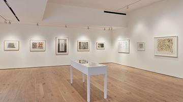 Contemporary art exhibition, Group Exhibition, Works on Paper from a Distinguished Private Collection at 68 Park Place, East Hampton, New York