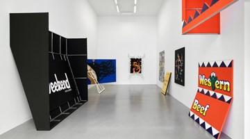 Contemporary art exhibition, Borna Sammak, Water for Dogs at Sadie Coles HQ, Davies Street, London, United Kingdom
