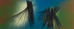 T1961-H31 by Hans Hartung contemporary artwork painting