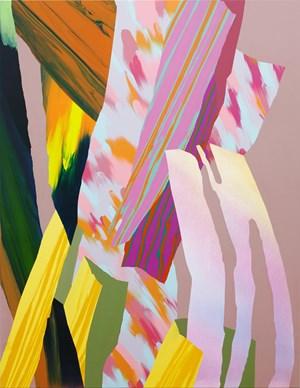 Moonflower III by Noël Skrzypczak contemporary artwork