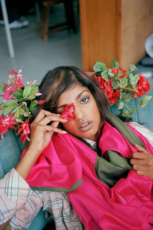 M.I.A. by Wolfgang Tillmans contemporary artwork