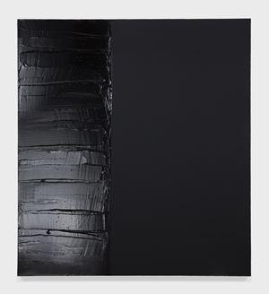 Peinture 130 x 117 cm, 21 septembre 2018 by Pierre Soulages contemporary artwork