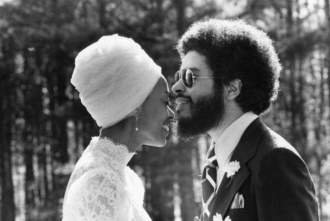 Harold McDugall and Gay Elaine Johnson Wedding, Atlanta, Georgia by Chester Higgins contemporary artwork