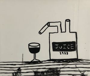 Juice by Rae Sim contemporary artwork