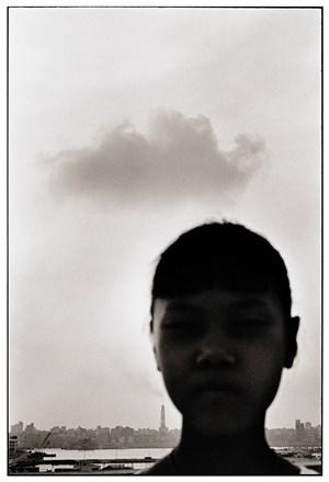 On the Road- Anshan, Penghu by Shun Chu Chen contemporary artwork