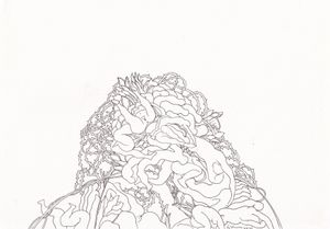 Untitled III by Chandraguptha Thenuwara contemporary artwork