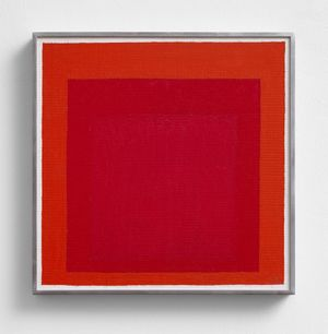 Homage to the Square by Josef Albers contemporary artwork painting