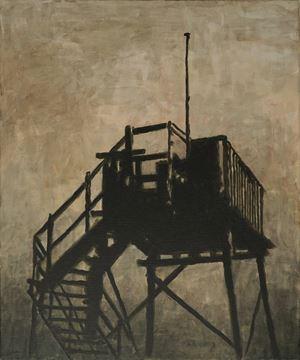 Der falsche Blick by Heribert C. Ottersbach contemporary artwork