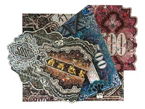 Order No. 5 by Ye Hongxing contemporary artwork