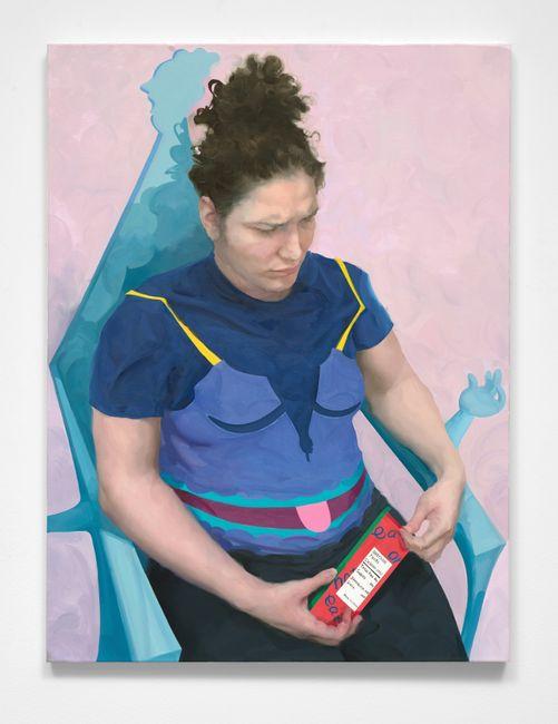On diet by Deng Shiqing contemporary artwork